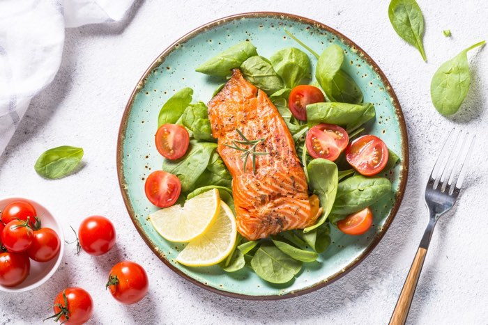 Benefits of a Pescatarian Diet image